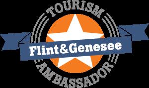 Flint & Genesee Tourism Ambassador Program logo